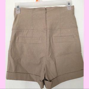 Shorts - Dazz/High Waisted Shorts/ Fit beautifully